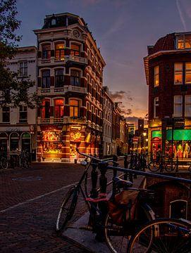 Hamburgerbrug direction Haverstraat, Utrecht