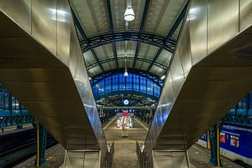 treinstation Den Bosch grandeur van Eugene Winthagen