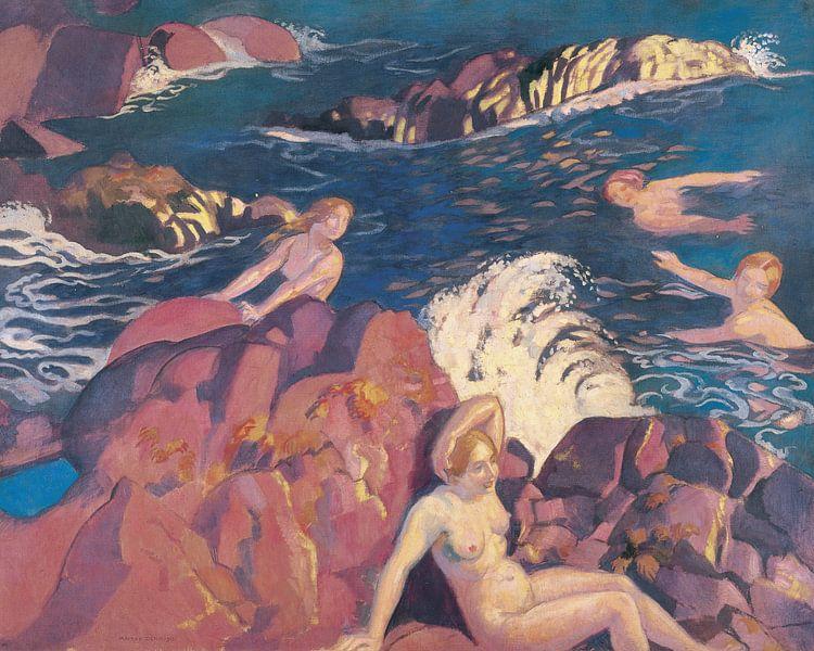 Maurice Denis~Welle von finemasterpiece