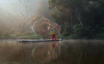 Fisherman sur Edwin van Unen