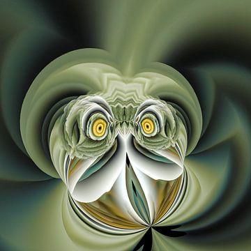 Phantasievolle abstrakte Twirl-Illustration 111/42 von PICTURES MAKE MOMENTS