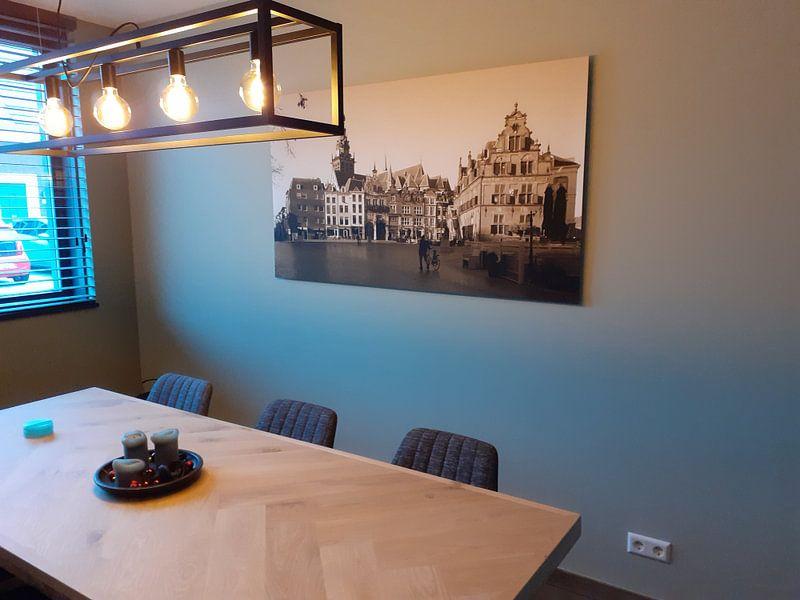 Klantfoto: Waagplein Nijmegen klassiek beeld van Tessa Louwerens