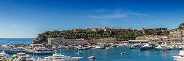 MONACO Port Hercule | Panorama  von Melanie Viola