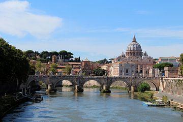 Ansicht/Skyline Rom Italien von Berg Photostore