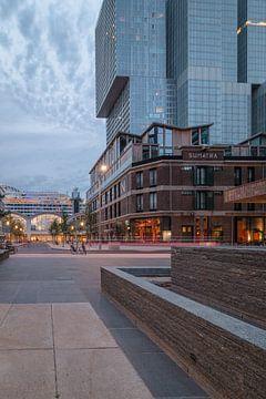 De Rotterdam - Kop van Zuid van