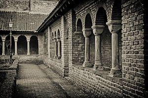 Kloostergang in Utrecht