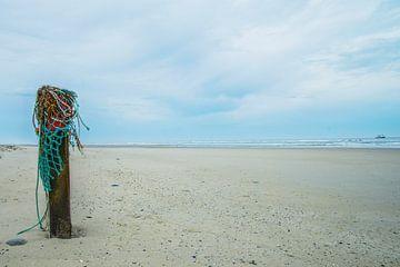 Strand Terschelling  van R Alleman