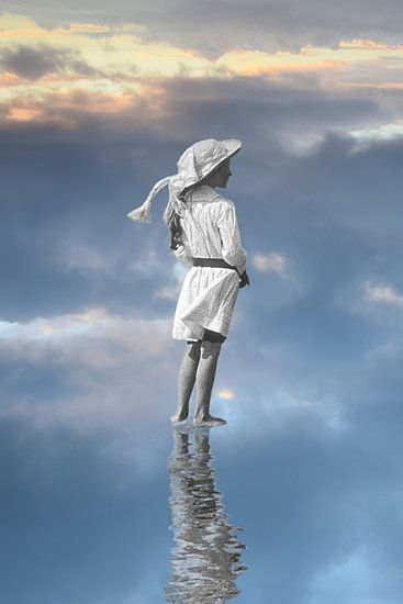 Dreamgirl 1920s van Marit Kout