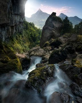 Mystieke vallei van Markus Stauffer