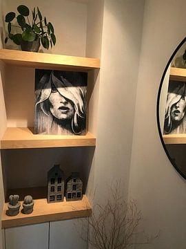 Kundenfoto: Ich weiß. von Atelier Paint-Ing