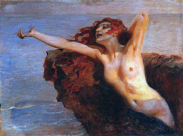Sirene auf See, Leopold Schmutzler
