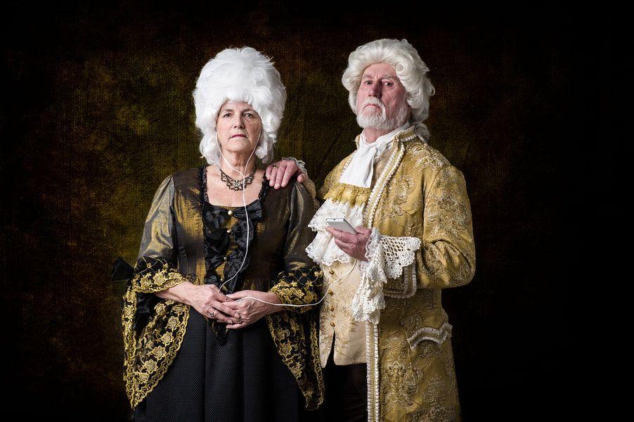 Anthony en Elisabeth van Andrew Greening