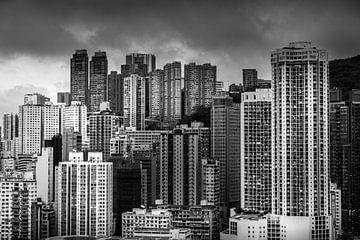L'île de Hong Kong sur Daan van der Heijden
