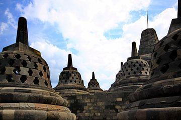 borobudur stupa 3
