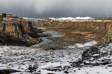 Das Grand Canyon auf Island von Ben van Boom