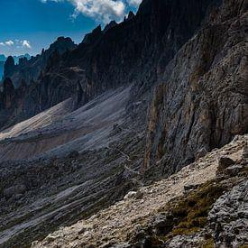 Passo delle Cigolade van René Groenendijk