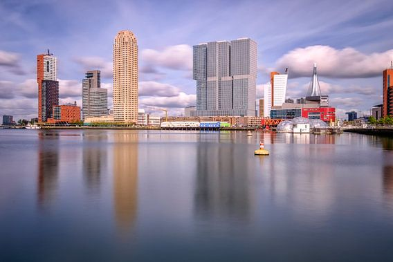 Rijnhaven à Rotterdam