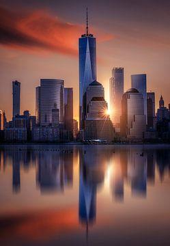 Manhattanhenge, Jorge Ruiz Dueso van 1x