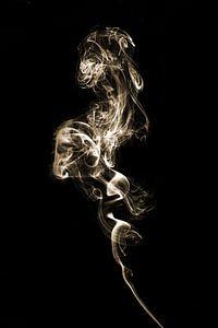 smoke horse
