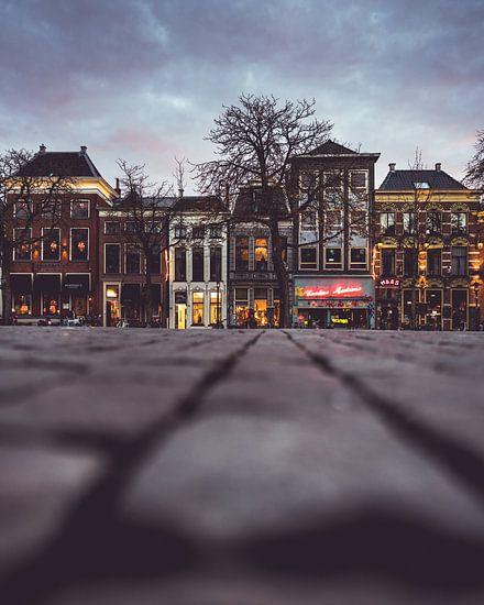 Rijksmonumenten Vismarkt Groningen