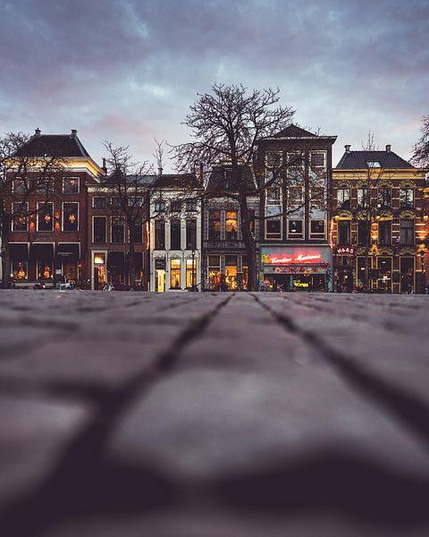 Rijksmonumenten Vismarkt Groningen van Harmen van der Vaart