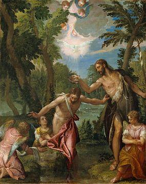 De Doop van Christus, Paolo Veronese