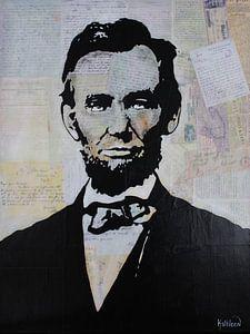 Präsident Abraham Lincoln