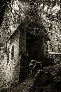 mysterieus kasteel van H Nicolaas