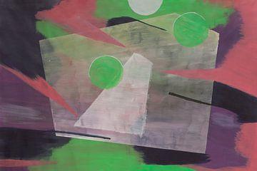 abstrakt figurativ von Vera Zuur