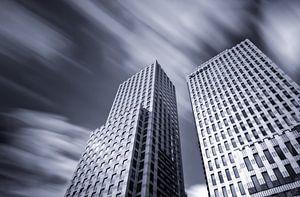 Torens in het nieuwe Amsterdam