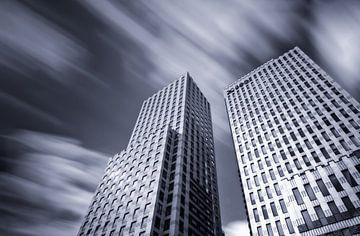 Torens in het nieuwe Amsterdam van Toon van den Einde