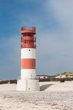 Leuchtturm Helgoland Düne von Sabine Wagner