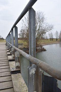 brug over het water, Gameren von Arjan v Berkel