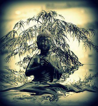 Buddha van Vera Laake