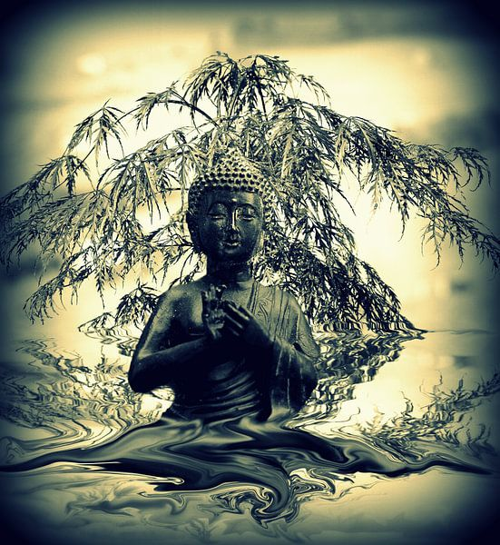 Buddha von Vera Laake