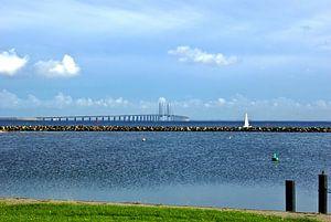 Oresund brug Øresundsbroen, Öresundsbron