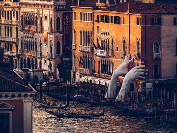Venice – Canal Grande / Support van Alexander Voss