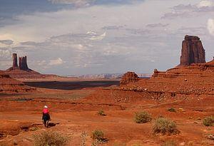 Lonesome Cowboy van Henk Langerak