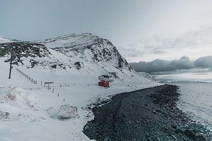 Noordkaap huis van Andy Troy