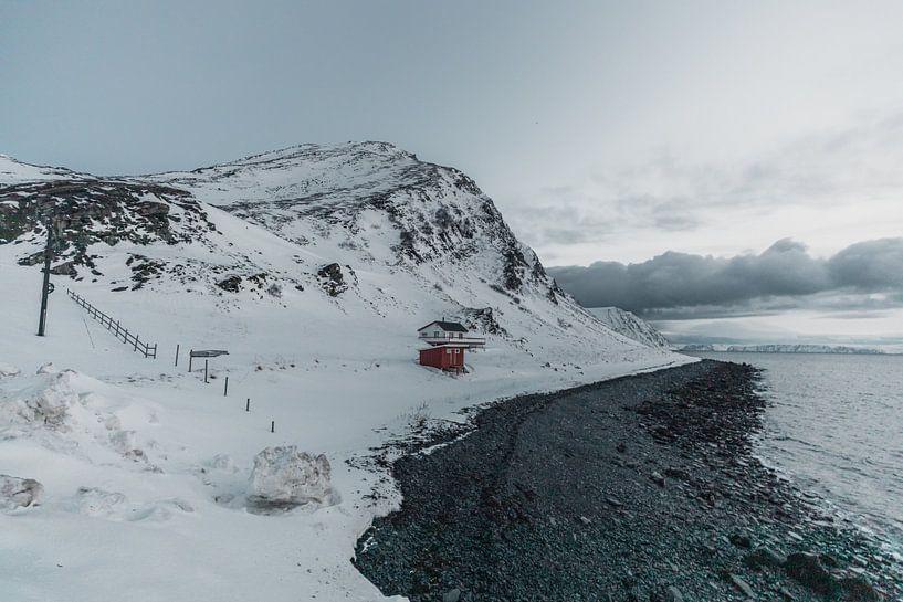 Nordkaphaus von Andy Troy