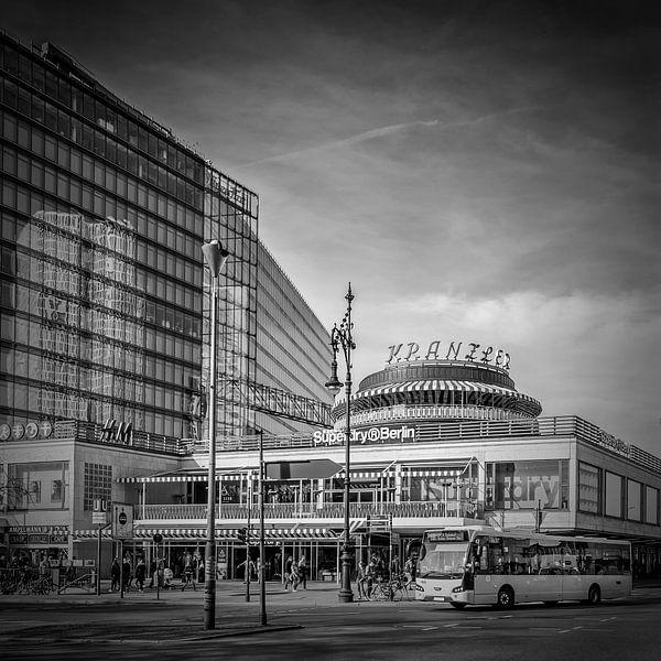 BERLIN City-West | monochroom van Melanie Viola