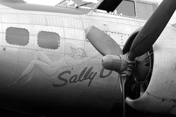 Sally-B 1945 von Aad Windig