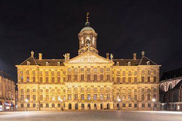 Palast auf dem Dam-Platz von Foto Amsterdam / Peter Bartelings