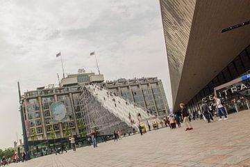 De Trap Rotterdam van Peter Hooijmeijer