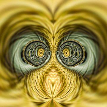 Phantasievolle abstrakte Twirl-Illustration 111/40 von PICTURES MAKE MOMENTS