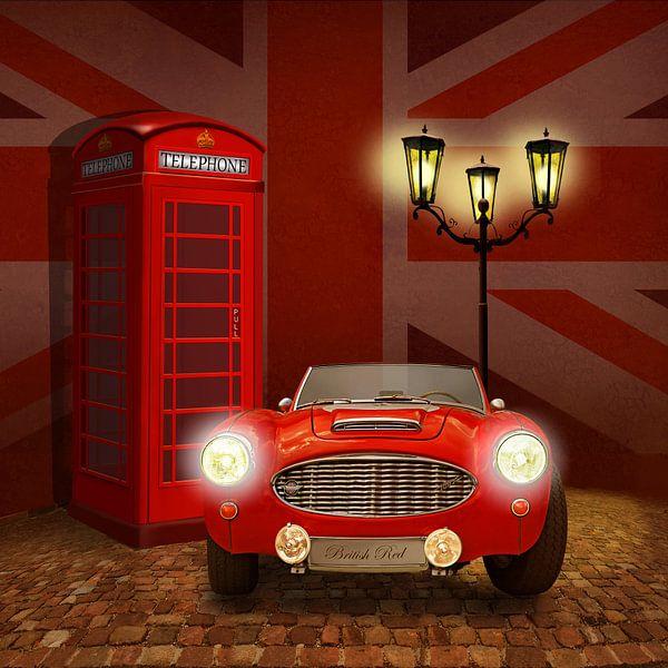 Britse RED van Monika Jüngling