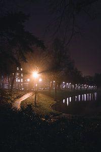 Duistere Heemraadssingel, Rotterdam van Joey van Embden