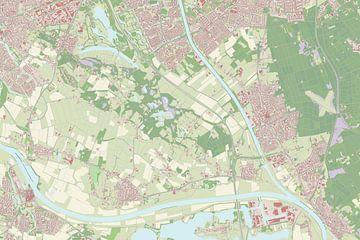 Kaart vanHeumen