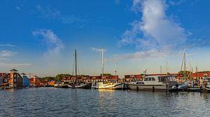Reitdiep haven Groningen 5