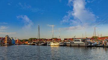 Reitdiep haven Groningen 5 van Marcel Kieffer